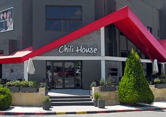 CHILI HOUSE (Jordan) Awards Iran Franchise