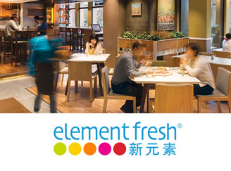 Element Fresh (China) Expanding in Asia