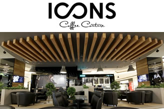 Icons Coffee Couture (Germany) Now Brewing in UAE, Austria and Saudi Arabia