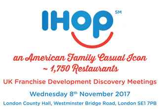 IHOP London Discovery Day