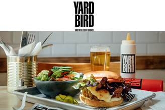 Yardbird Southern Fried Chicken (SH) Signs Deal with World Franchise Associates